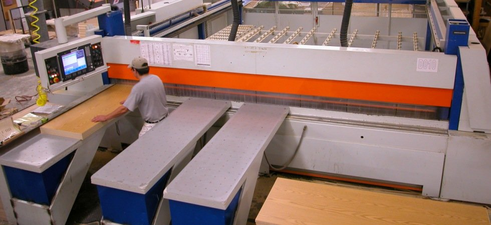 Corilam Contract Panel Saw