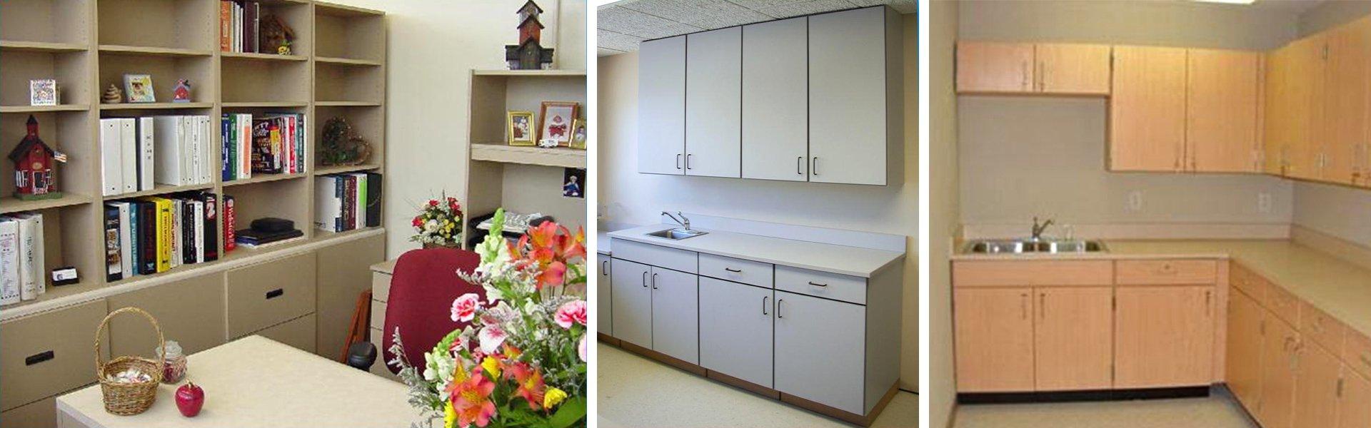 Corialm Office Doctor Breakroom B