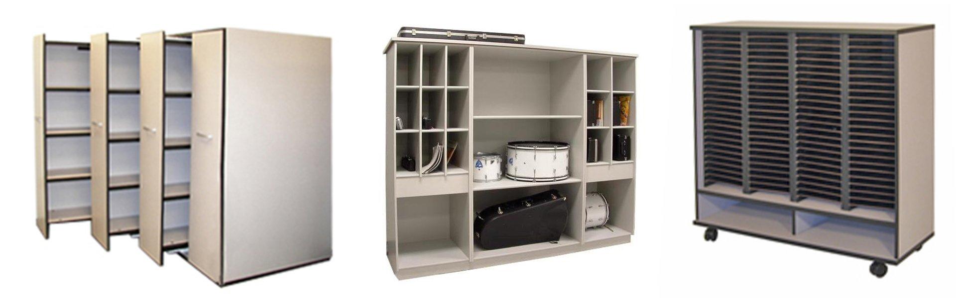 Corilam Music Cabinets B