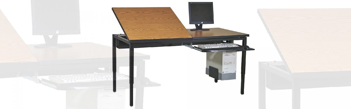 Corilam Drafting Table Computer web