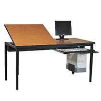 Corilam Drafting Table Computer