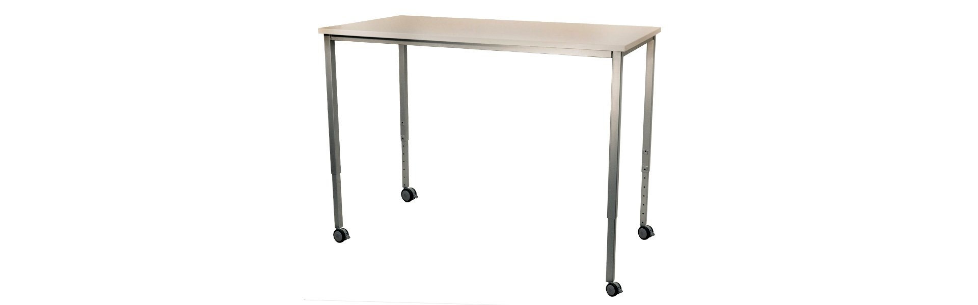 CFC Educational 140 Series Table Platinum