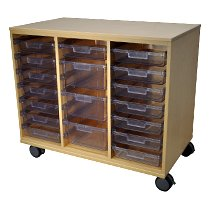 CFC Educational 720 Tray Cabinet
