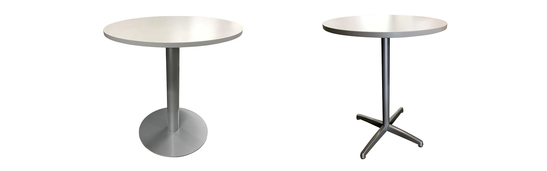 CFC Educational Pedestal Base Round Tables