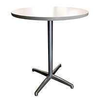 Corilam 625 Dura Base Pedestal Table