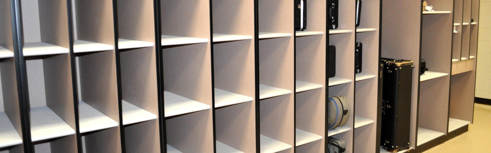 CFC Educational Music Storage Wall