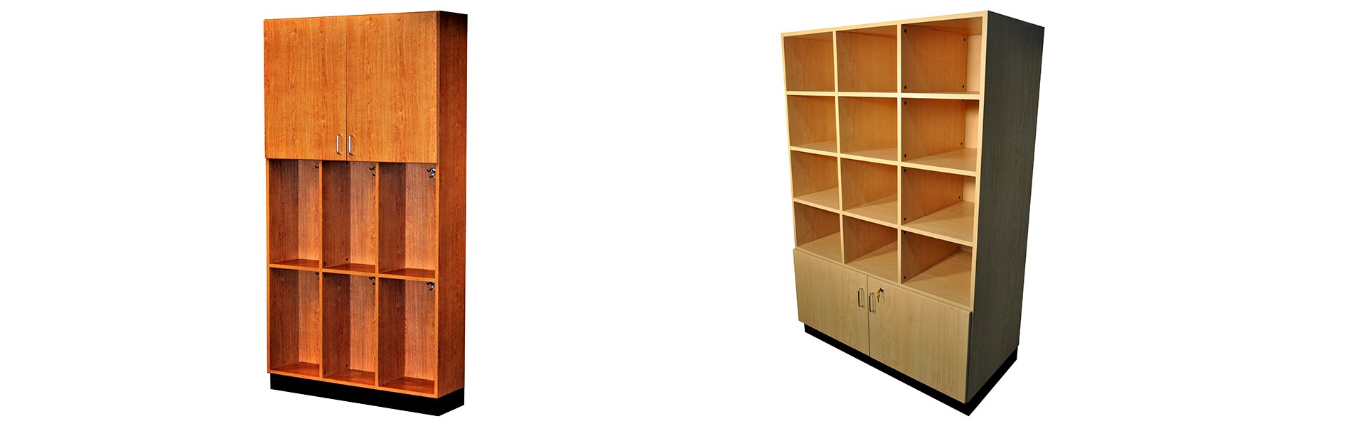 CFC Educational Fixed Cubbies